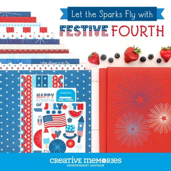 festive fourth